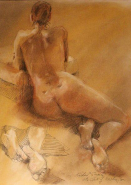FIGURE DRAWING CLASS with Dick Swartz