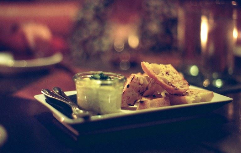 CLUB DINNER: Taste of the Season
