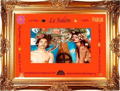 LE SALON THEATRE: A Celebration of Summer!